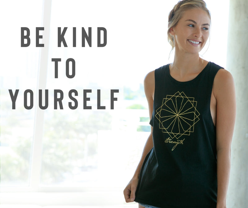 The Art Of Being Kind To Yourself