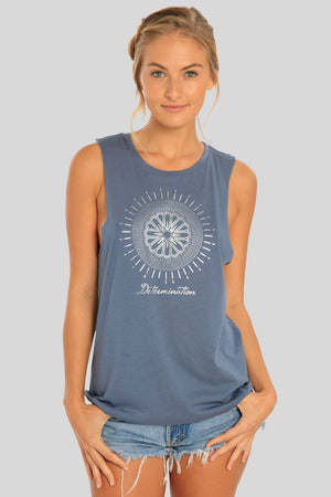 Christian Yoga Muscle Tank