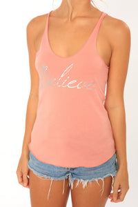 Believe Yoga Tank top