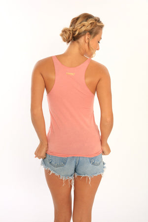 Believe Racer Back Tank Top