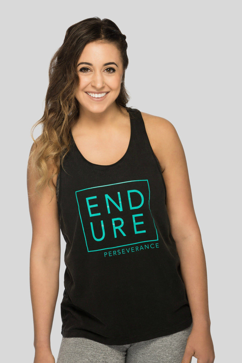 Endure Active Faith Athletic Tank Top