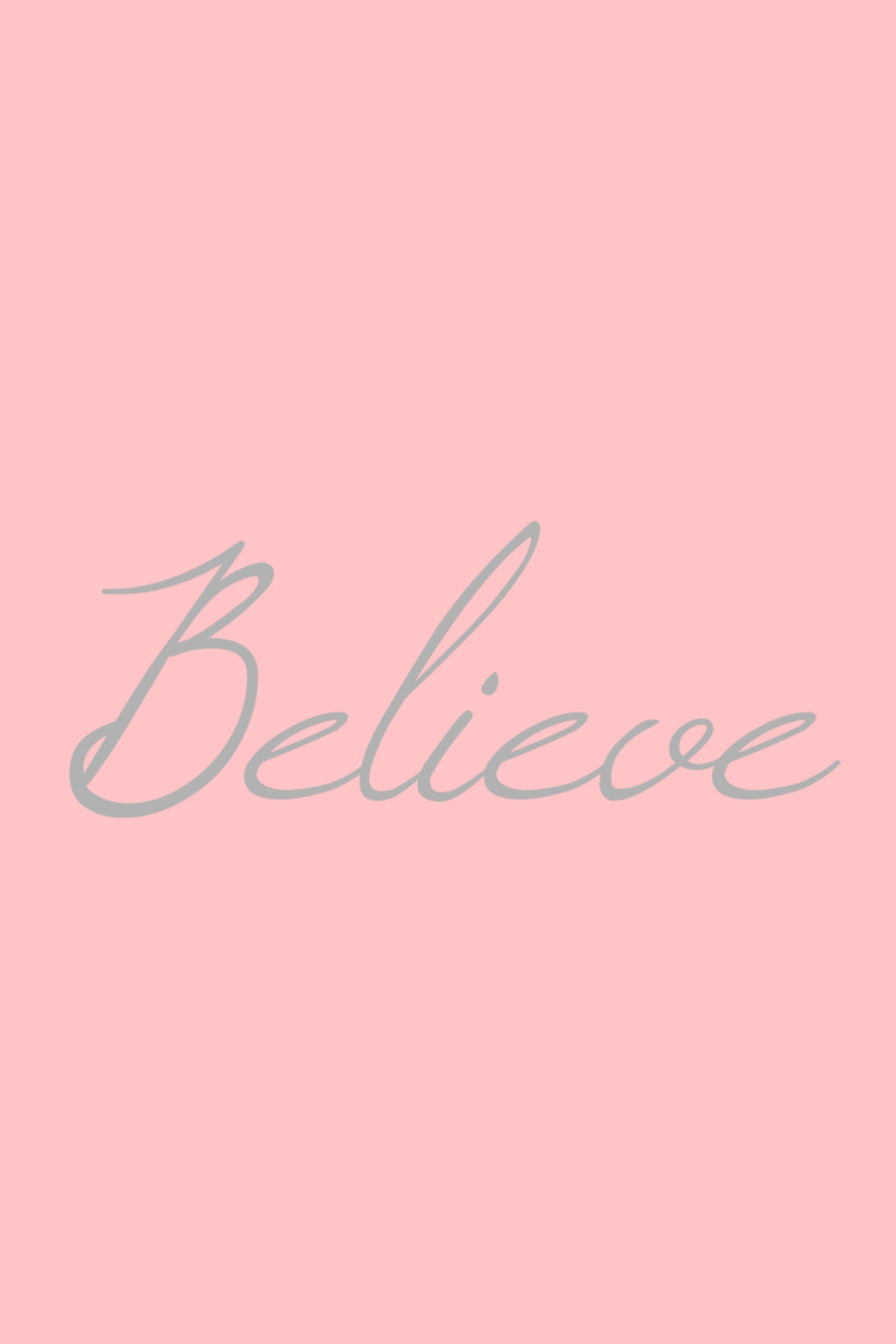 Believe Pillar Graphic