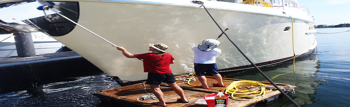 Boat Cleaning Services Save Time and Money With Boat Wash and Shine Soap and Wax
