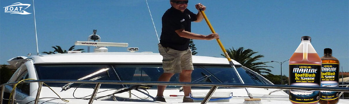 About Boat Wash and Shine
