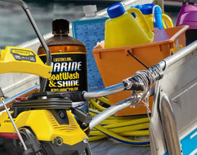 Materials and Equipment Needed To Start Boat Cleaning Business