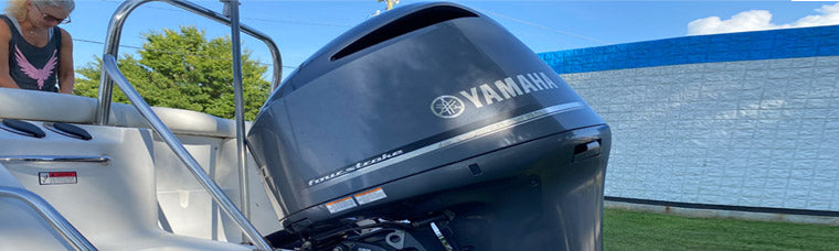 Outboard Boat Engine Cleaning How To