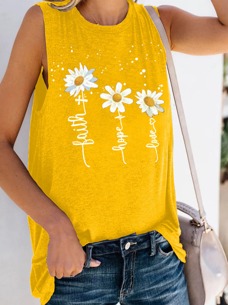 Floral-Print Casual Shirts & Tops