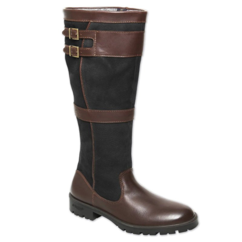 Women Winter Outdoor Suede Knight Boots
