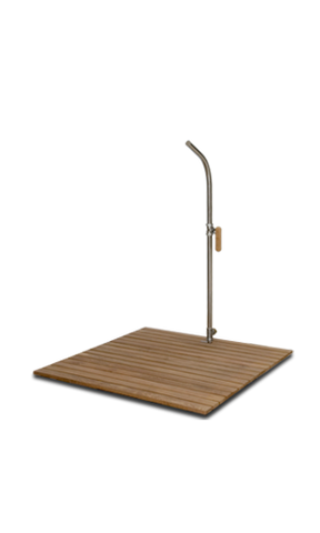 PILA Large Foot Wash - Free Standing / Single Supply