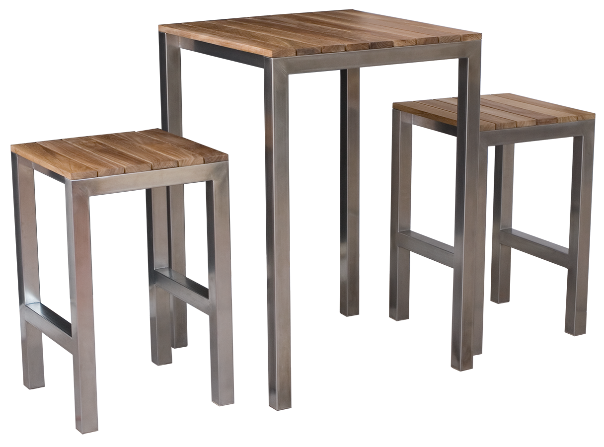 SUMO Bar Table and Stool Set