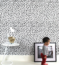 Load image into Gallery viewer, Leopard Print Wallpaper
