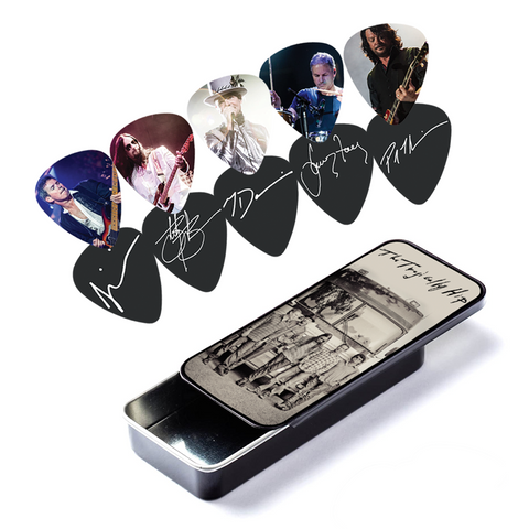 THE TRAGICALLY HIP Guitar Pick Set & Tin