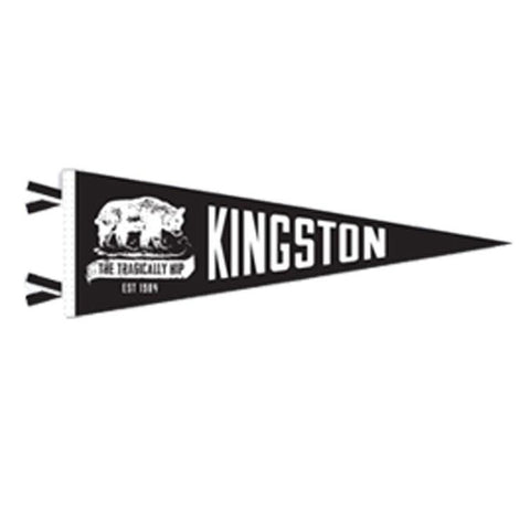THE TRAGICALLY HIP Kingston Pennant