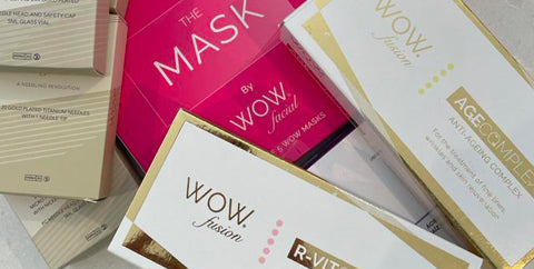 WOW Fusion - Home Microneedling System