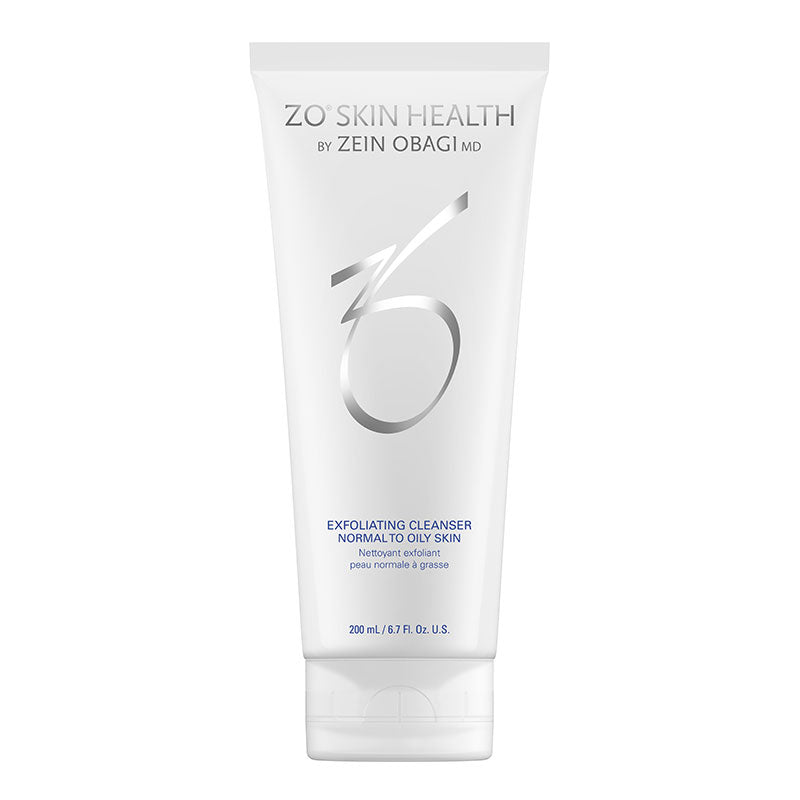 ZO Skin Health Exfoliating Cleanser - normal to oily skin