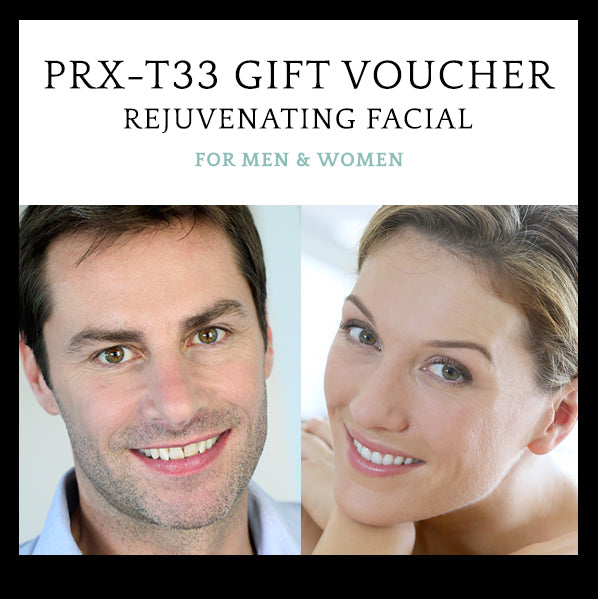 PRX-T33 Rejuvenating Facial for Men and Women