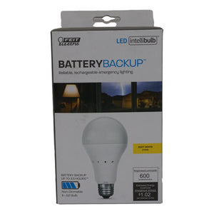 Feit Electric LED IntelliBulb Battery Backup