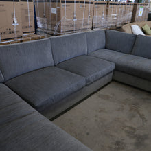 Load image into Gallery viewer, Large Grey Sectional