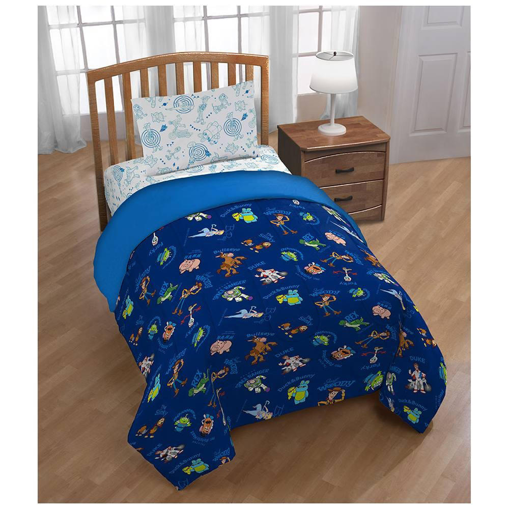 DDI Disney Toy Story 4 - 3pc Comforter Set