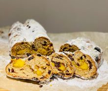 Load image into Gallery viewer, Christmas Stollen German Bread