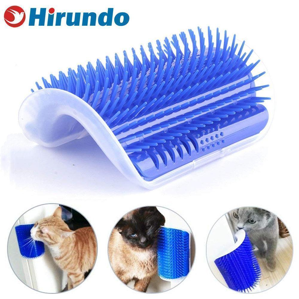 Hirundo Cat Self Grooming Brush Perfect Massager Tool