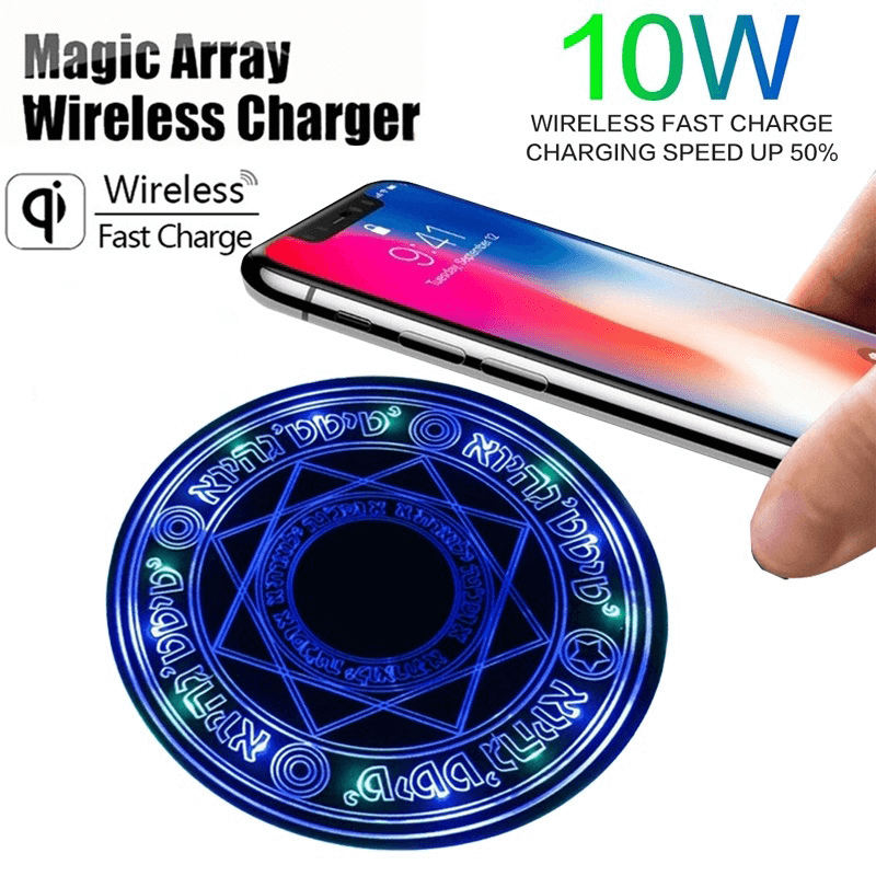 (50% OFF Now!!!£©Magic Array Wireless Charger