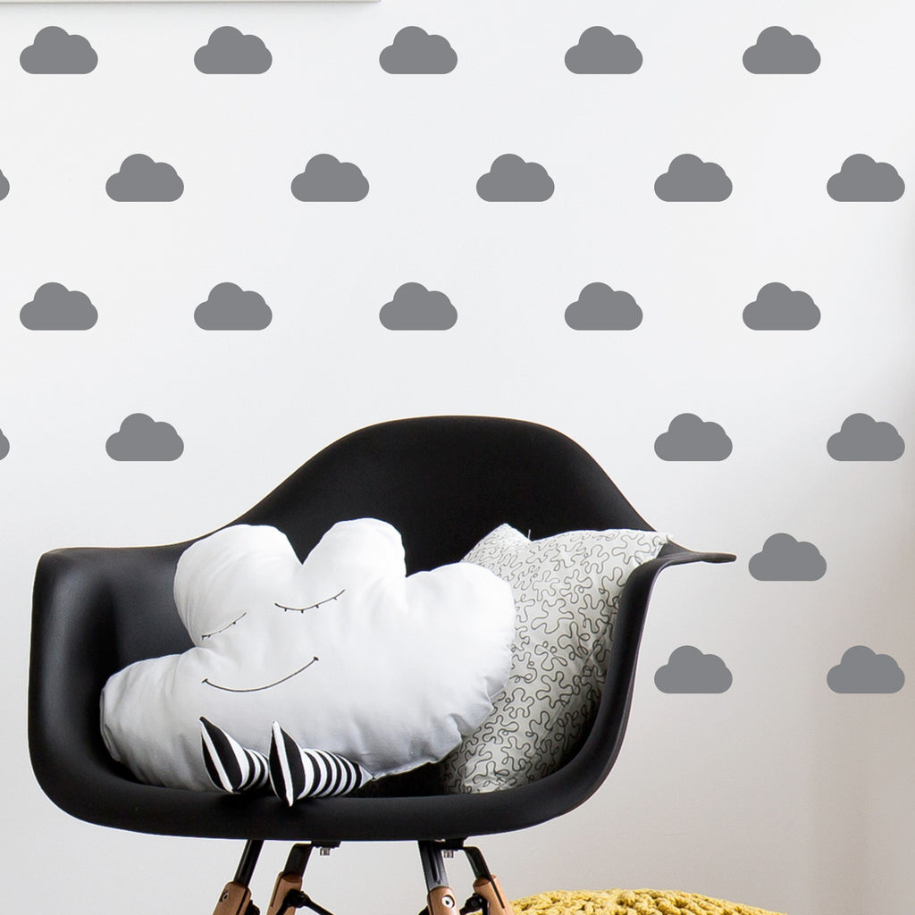 Mini Clouds Wall Decals