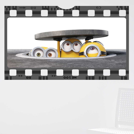 Minions Film Cell Wall Sticker