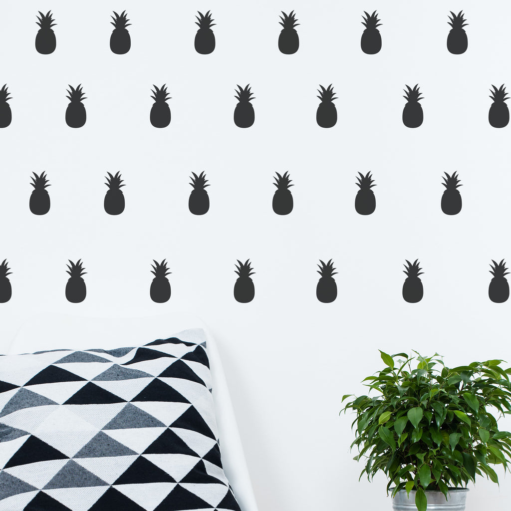 Mini Pineapple Wall Stickers
