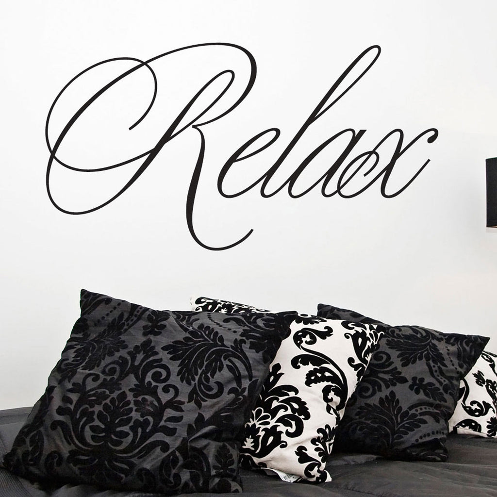 Relax Wall Sticker