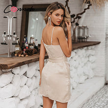 Load image into Gallery viewer, Modern Lady Women Sexy Mini Party Dresses 2020