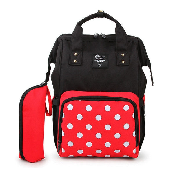 Large Capacity Diaper Bag For Travelling