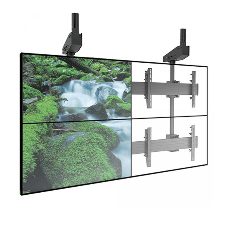 Bundle Videowall NEC UN462VA cu suport plafon Eltek Shop