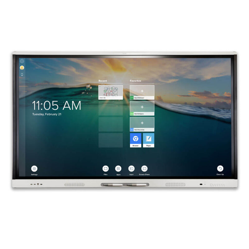 "SMART Board® MX286-V2, Display Interactiv, 86"", 4K, IQ integrat"