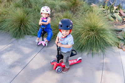 Best Ride On Toys: Mini 3in1 Deluxe by Two Wheeling Tots