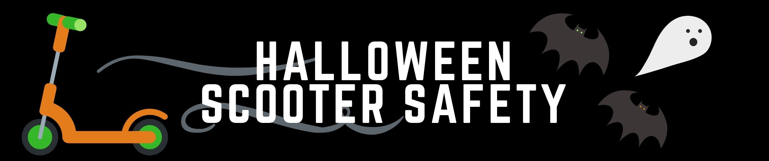 Halloween Scooter Safety