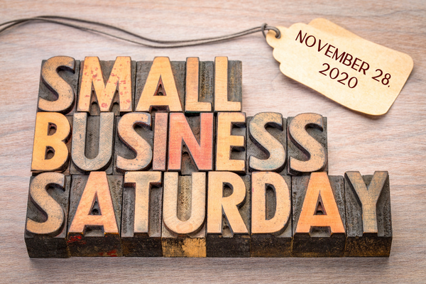 Get Ready for Small Business Saturday 2020!