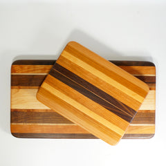 Montana Planks Art Artist Hattie Rex handmade cutting boards artisan wood hardwood