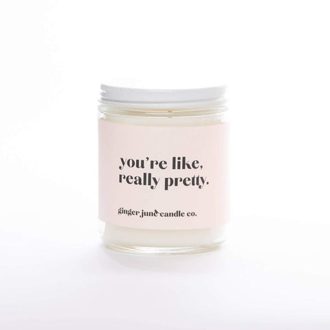 soy candle gift women