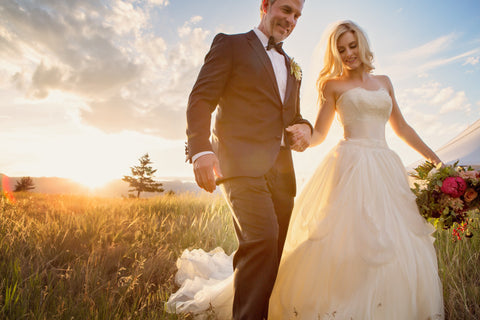 Montana Wedding Photographed by Arnica Spring Photography