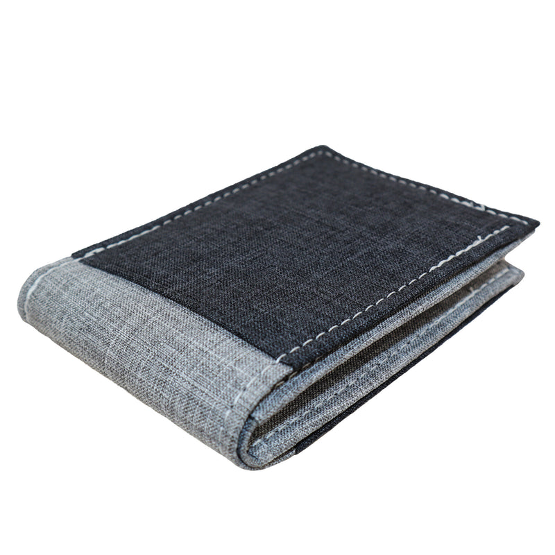 Polyester Bifold Wallet