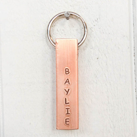 Bar Keychain