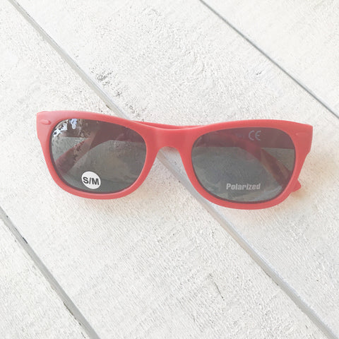 McFly Red Adult Shades