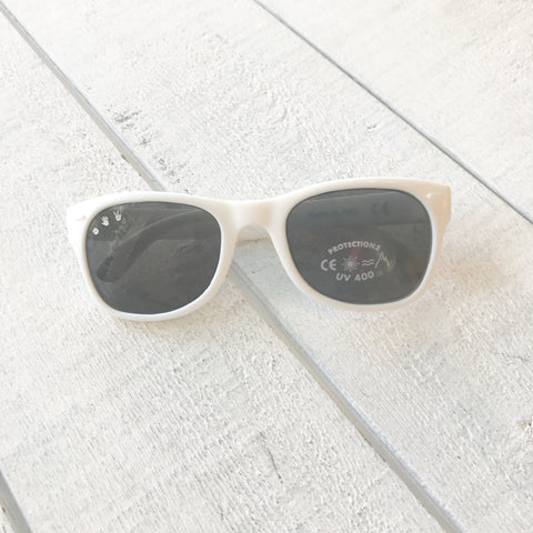 Ice Ice Baby White Baby Shades