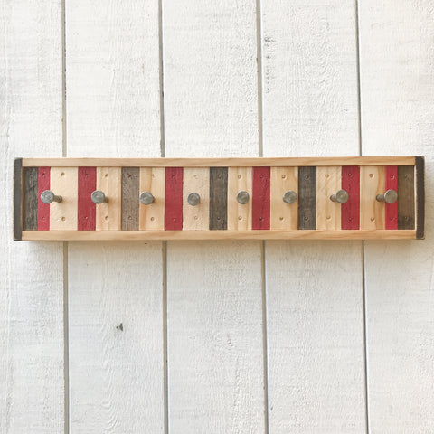 Mountain Key Rack- Thin