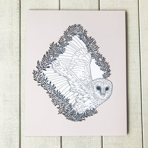 Flights of Fancy - Fine Art Print