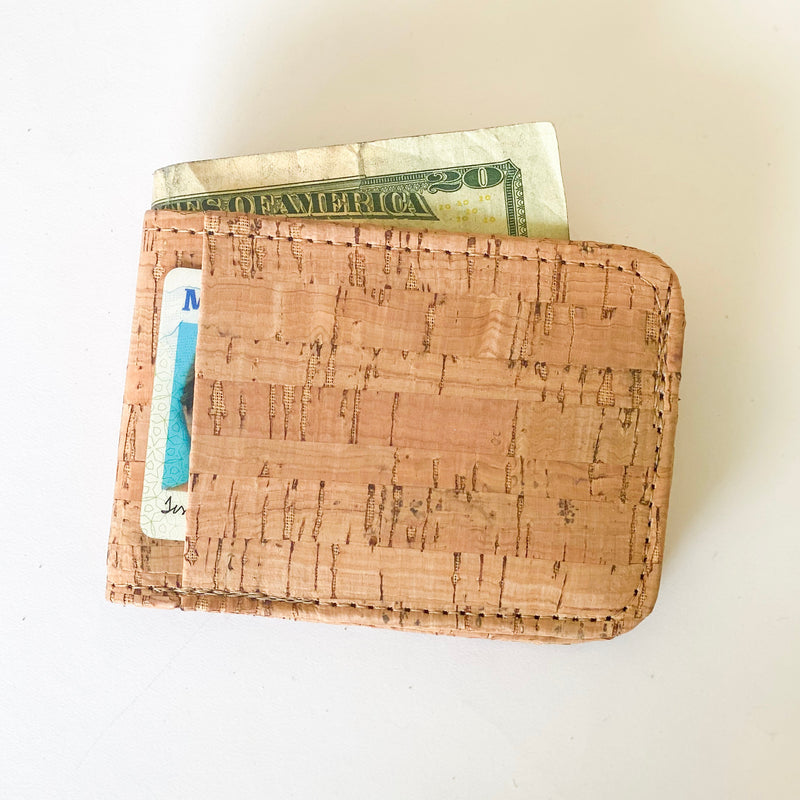 Cork Bifold Wallet