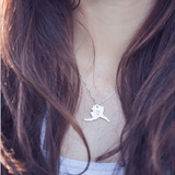 Our personalized stamped necklaces, nameplate necklaces, simple necklaces, and other stamped jewelry will become future heirlooms.  Give the perfect gift with our bestselling stamped silver necklaces, GPS coordinates personalized jewelry, and hand stamped necklaces.