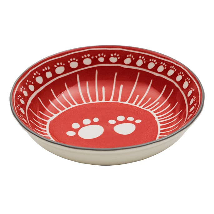 Ore Originals Avalon Paw Pet Bowl