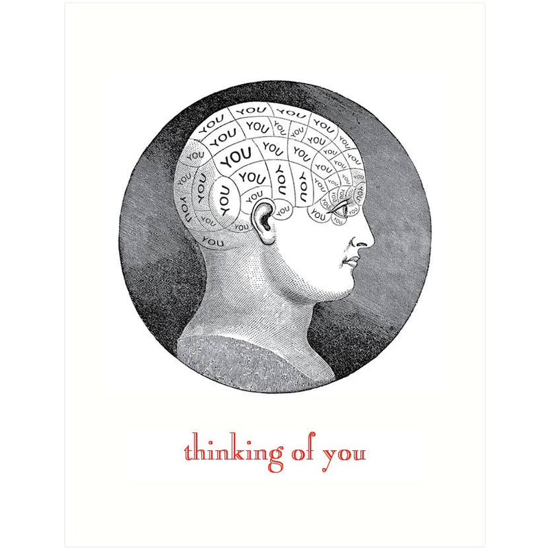 Thinking Of You | Friendship Card